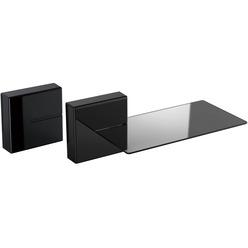 Meliconi Ghost Cubes Shelf Black