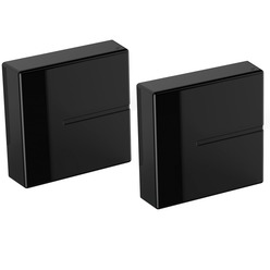 Meliconi Ghost Cubes Cover Black