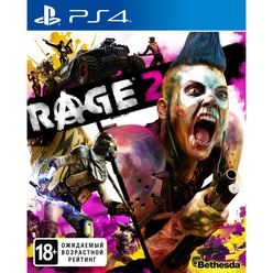 Sony RAGE 2 PS4, русская версия