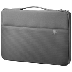 HP Crosshatch Carry Sleeve серая (1PD67AA)