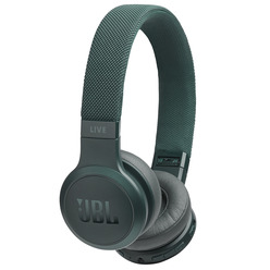 JBL LIVE 400BT, зелёный
