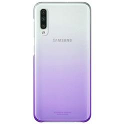 Samsung Gradation Cover A50, violet