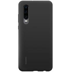 Huawei Silicone Car Case для P30, Black