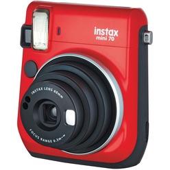 Fujifilm Instax Mini 70 Red EX D