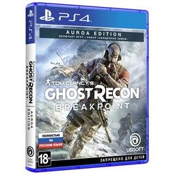 Sony Tom Clancys Ghost Recon: Breakpoint. Auroa Edition PS4, русская версия