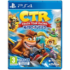 Sony Crash Team Racing Nitro-Fueled PS4, английская версия