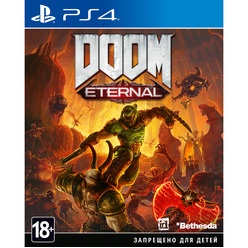 Sony DOOM Eternal PS4, русская версия