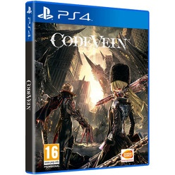 Sony Code Vein Day One Edition PS4, русские субтитры
