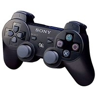 Sony PS3 Dualshock Wireless (CECHZC2R: SCEE)