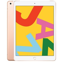 Apple iPad 10.2 Wi-Fi+Cellular 32GB Gold