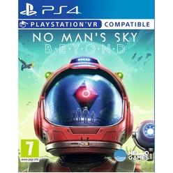 Sony No Mans Sky. Beyond (поддержка VR) PS4, русская версия