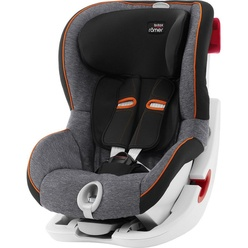 Britax Roemer King II LS Black Marble Highline