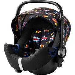 Britax Roemer Baby-Safe2 i-Size Comic Fun + база FLEX