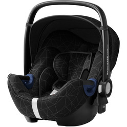 Britax Roemer Baby-Safe2 i-size Crystal Black Highline