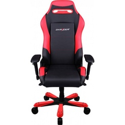 DXRacer Iron OH/IS11/NR черный/красный