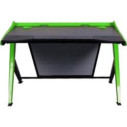 DXRacer Gaming Desk GD/1000/NE черно-зеленый