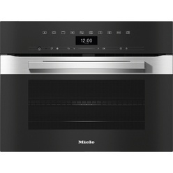 Miele H7440BM EDST/CLST сталь CleanSteel