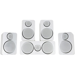 Wharfedale 5.0, DX-2 HCP System White Leather