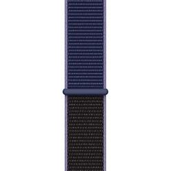 Apple Watch 44 мм, темно-синий (MX3Q2ZM/A)