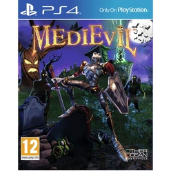 Sony MediEvil PS4, русская версия