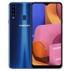 Samsung Galaxy A20s (2019) синий