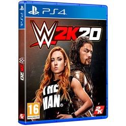 Sony WWE 2K20 PS4, английская версия