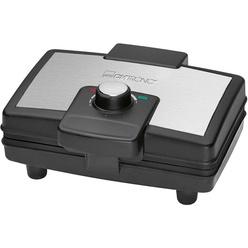 Clatronic WA 3606 schwarz-inox