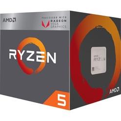 AMD Ryzen X4 R5-2400G (YD2400C5FBBOX)