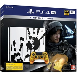Sony PlayStation 4 Pro 1 TB Limited Edition + Death Stranding (CUH-7208B)