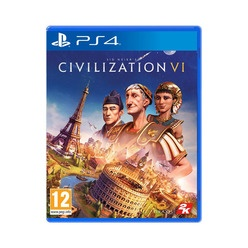 Sony Sid Meiers Civilization VI PS4, русские субтитры
