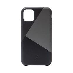Native Union Clic Marquetry для iPhone 11 Pro Max, черный