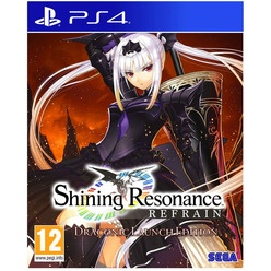Sony Shining Resonance Refrain PS4, английская версия