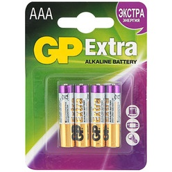 GP Extra Alkaline  24AX-2CR4
