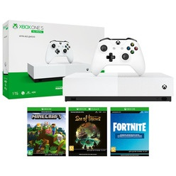 Microsoft Xbox One S 1 TB (NJP-00060) All Digital