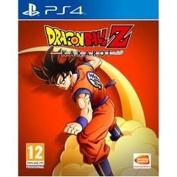 Sony Dragon Ball Z: Kakarot PS4, русские субтитры