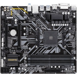 Gigabyte AMD B450 SAM4 MATX B450M DS3H