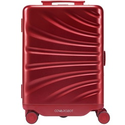 LEED Luggage Cowarobot, красный умный чемодан