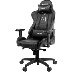 Arozzi Gaming Chair Star Trek Edition Black