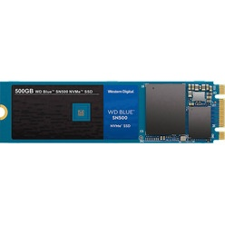Western Digital SSD 500GB TLC WDS500G1B0C