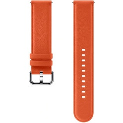 Samsung Galaxy Watch Leather Band ET-SLR82MOEGRU, оранжевый