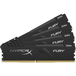 Kingston 16GB PC24000 DDR4 KIT4 HX430C15FB3K4/16