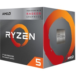 AMD Ryzen X4 R5-3400G BOX (YD3400C5FHBOX)