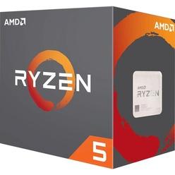 AMD Ryzen X6 R5-1600 BOX (YD1600BBAEBOX)