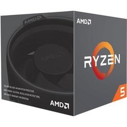 AMD Ryzen X6 R5-2600X BOX (YD260XBCAFBOX)