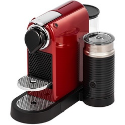 Nespresso CitizMilk C123 Cherry Red