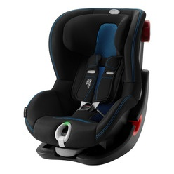 Britax Roemer King II LS Cool Flow Blue Special Highline