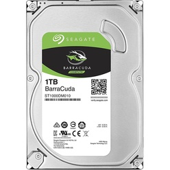 Seagate 1TB 7200RPM 6GB/S 64MB ST1000DM010