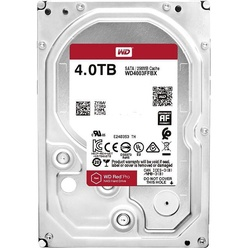 Western Digital 4TB 6GB/S 256MB RED PRO WD4003FFBX