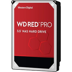 Western Digital 6TB 6GB/S 256MB RED PRO WD6003FFBX