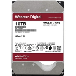 Western Digital 10TB 6GB/S 256MB RED PRO WD101KFBX